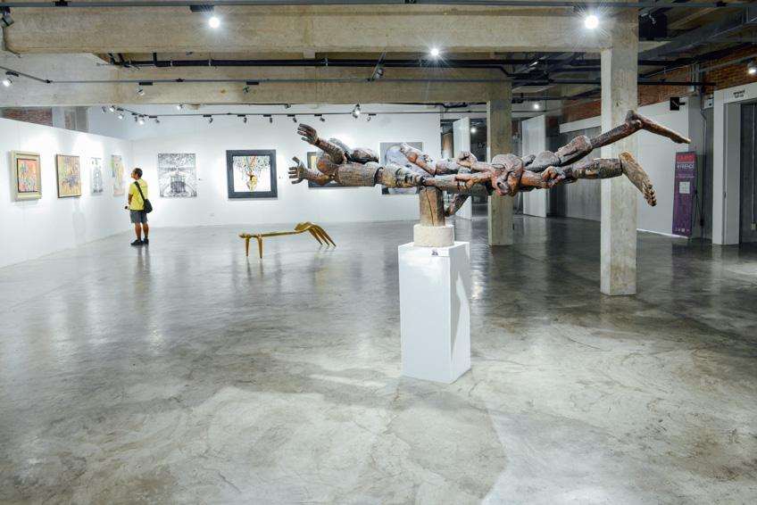 หอศิลป์ร่วมสมัยราชดำเนิน เที่ยวกรุงเทพ