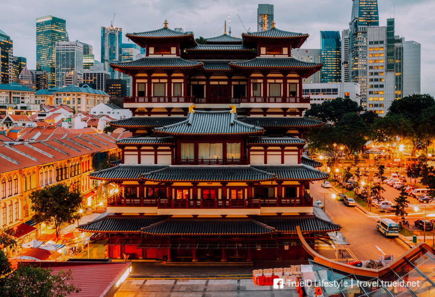สิงคโปร์ เที่ยวต่างประเทศ แบบประหยัด