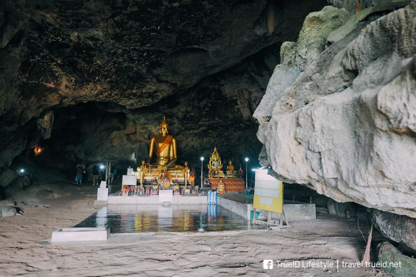 ถ้ำกระแซ กาญจนบุรี นั่งรถไฟเที่ยว