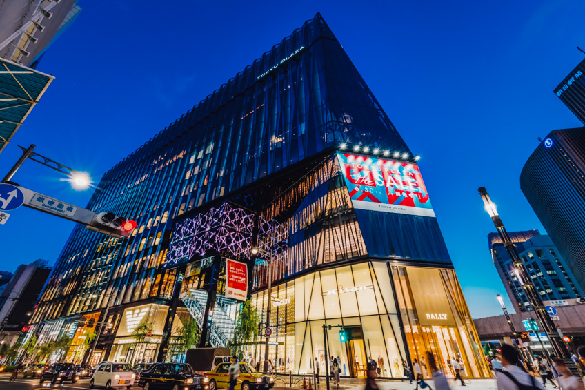 Tokyu Plaza Ginza ญี่ปุ่น