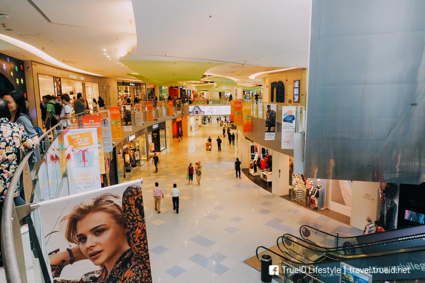 Vivo City เที่ยวสิงคโปร์ ตามรถไฟฟ้าใต้ดิน