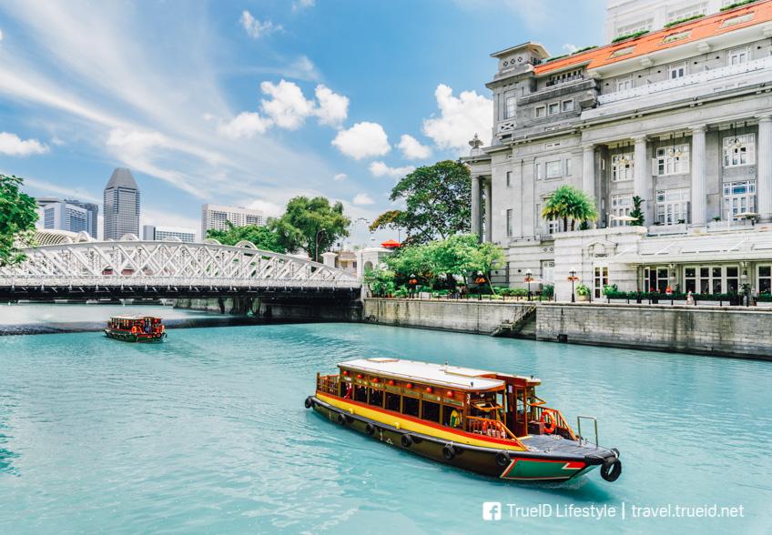 สิงคโปร์ ประเทศไม่ต้องขอวีซ่า พาแฟนเที่ยว