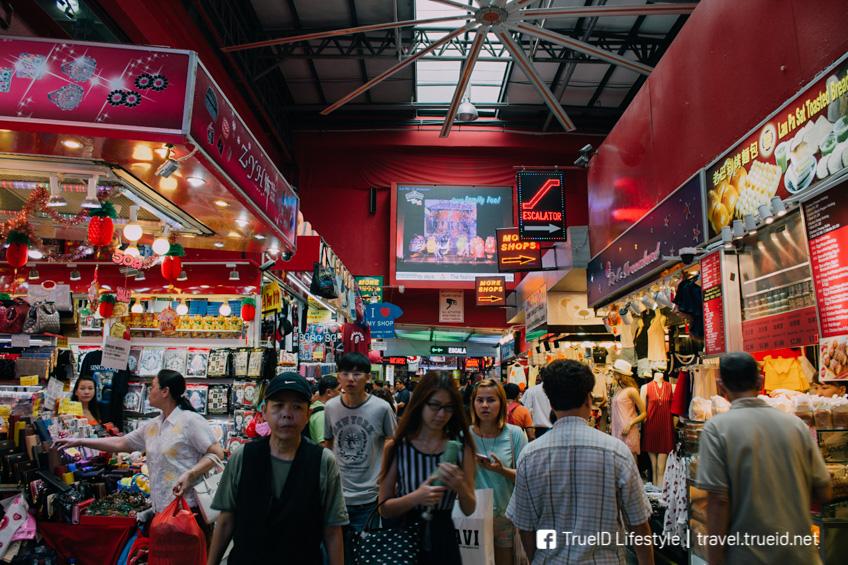 Bugis Street เที่ยวสิงคโปร์ ตามรถไฟฟ้าใต้ดิน