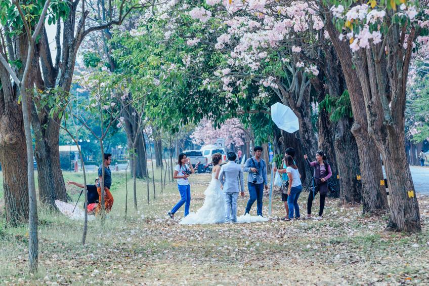 ที่ถ่าย Pre Wedding ใกล้กรุงเทพ