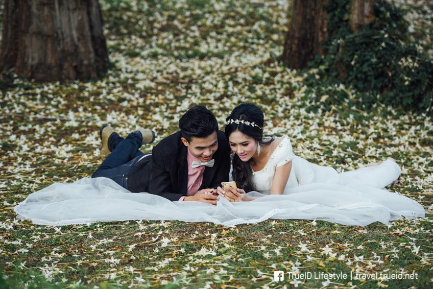 ราชบุรี ที่ถ่าย Pre Wedding ใกล้กรุงเทพ