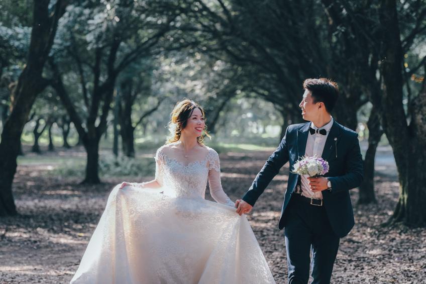 บางกระเจ้า ที่ถ่าย Pre Wedding ใกล้กรุงเทพ