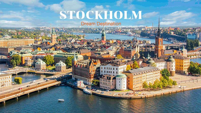 สต็อกโฮล์ม สวีเดน