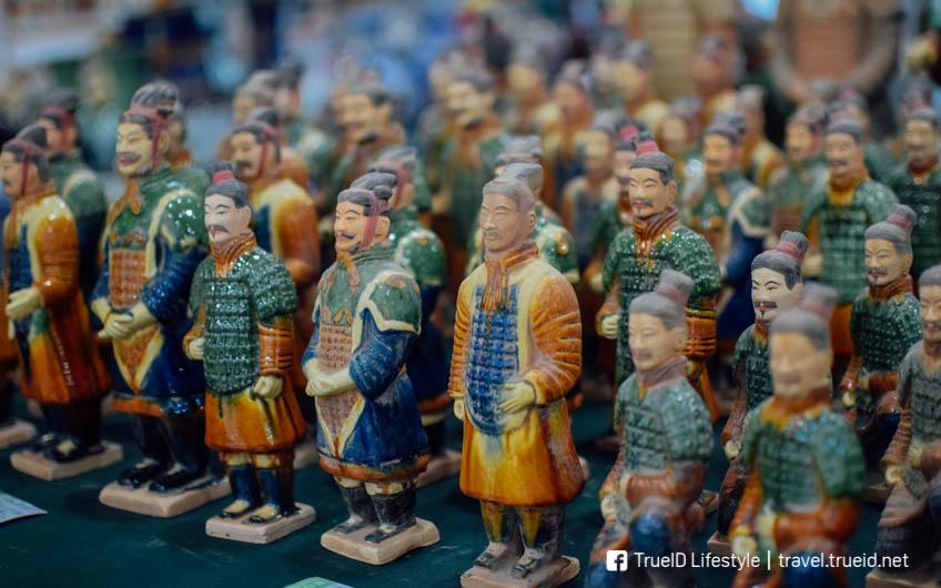 Terracotta Army สุสานทหารจิ๋นซี ซีอาน