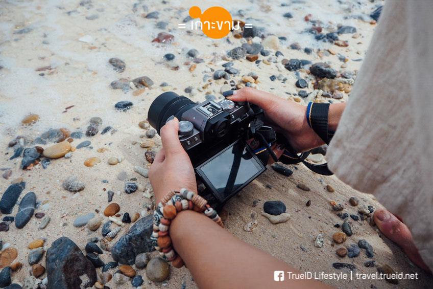 เที่ยวเกาะขาม กล้องเซลฟี่
