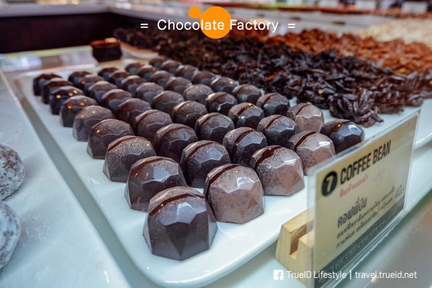 chocolate factory กล้องเซลฟี่