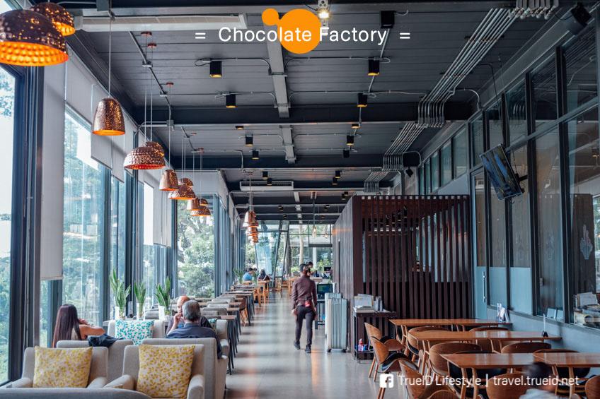 chocolate factory กล้อง Fuji xt100