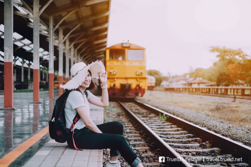 สถานีรถไฟ เชียงใหม่ ที่เที่ยวเชียงใหม่ เข้าฟรี