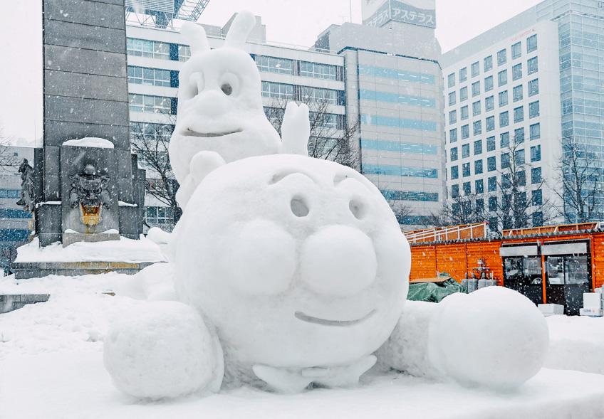 Sapporo Snow Festival เที่ยวญี่ปุ่นเมืองไหน เท่าไหร่บ้าง ไปเที่ยวช่วงไหนถึงจะดี