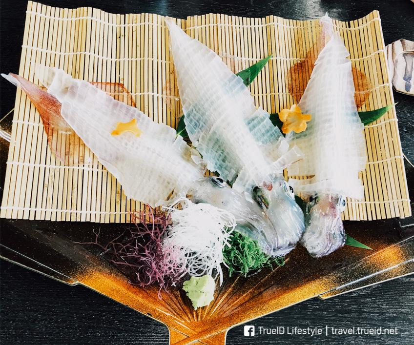 squid yobuko เที่ยวญี่ปุ่นเมืองไหน เท่าไหร่บ้าง ไปเที่ยวช่วงไหนถึงจะดี