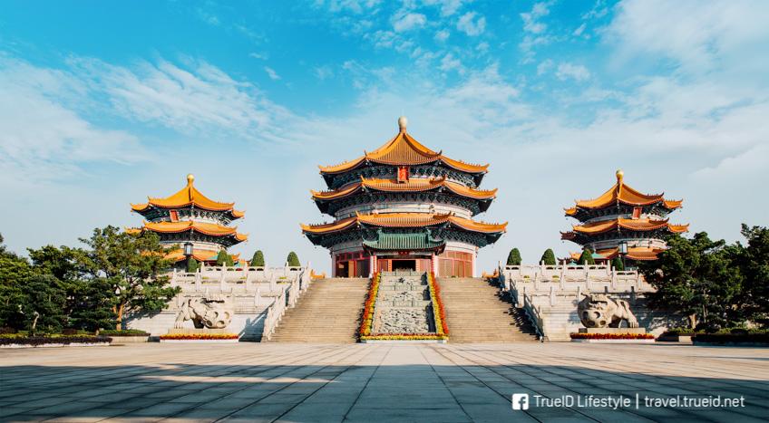 กวางโจว 10 ที่เที่ยวจีน