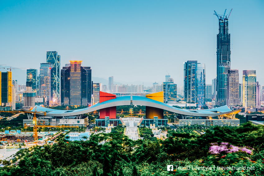เซินเจิ้น 10 ที่เที่ยวจีน