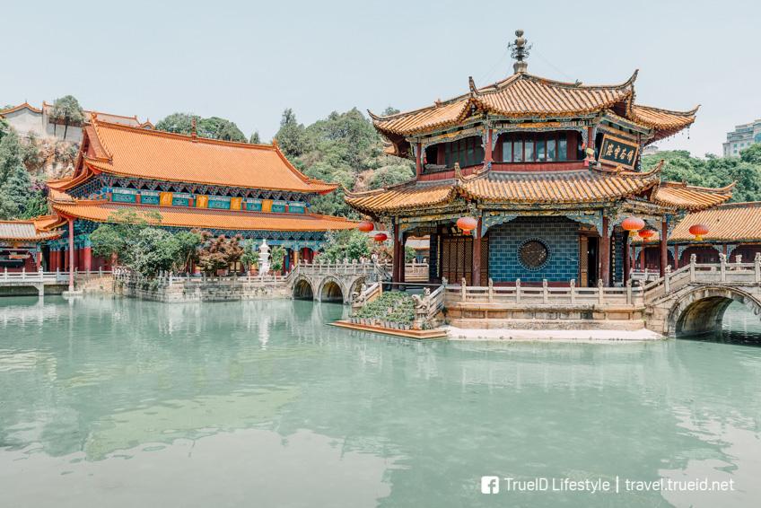 คุนหมิง 10 ที่เที่ยวจีน