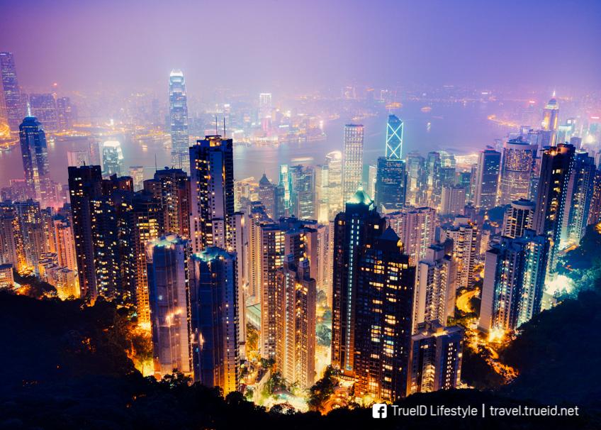 ฮ่องกง 10 ที่เที่ยวจีน