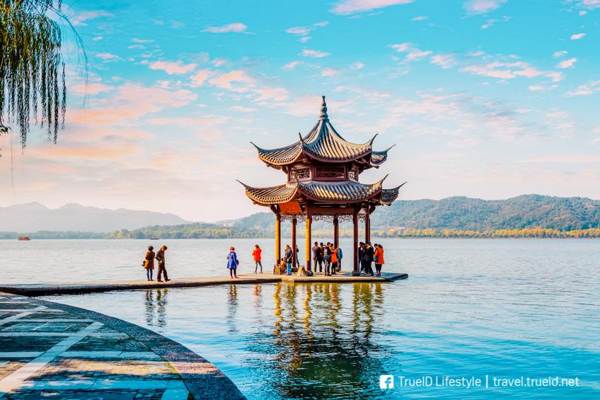 หางโจว 10 ที่เที่ยวจีน