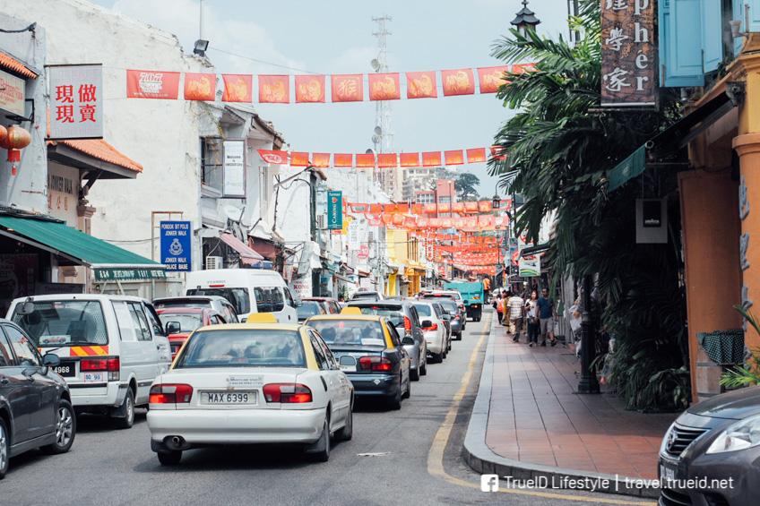 Jonker Street มะละกา มาเลเซีย