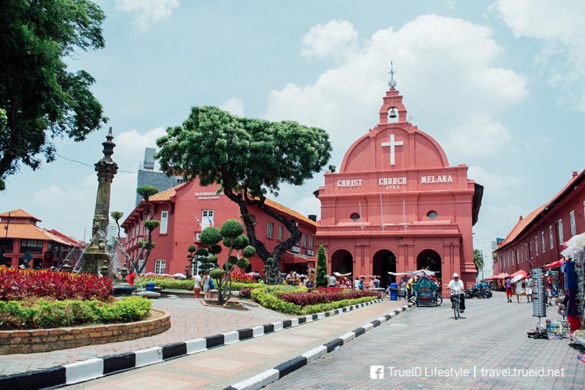 Melaka's Historic City Centre มะละกา มาเลเซีย