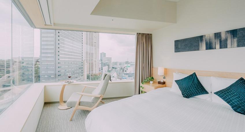 ที่พักในญี่ปุ่น Fraser Residence Nankai Osaka