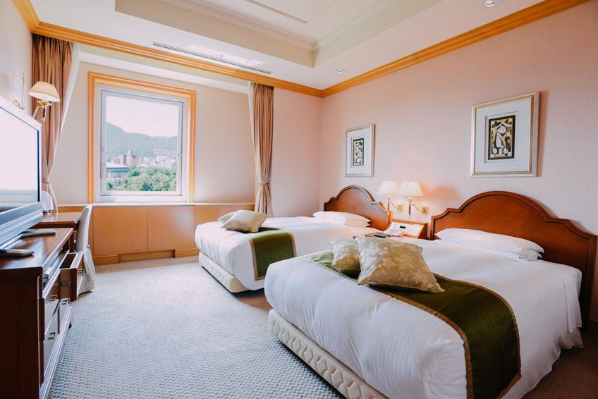ที่พักในญี่ปุ่น Sapporo Park Hotel