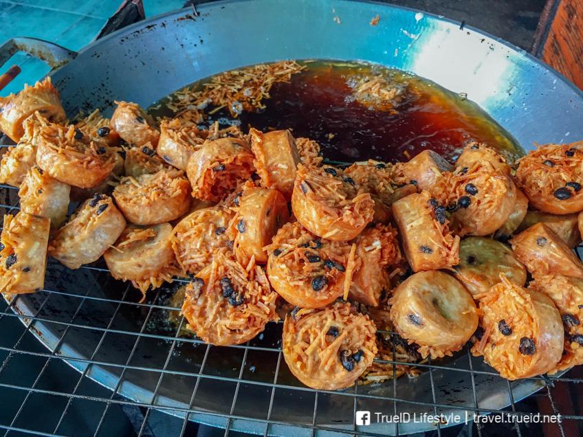 ตือคาโค กินเจ 2018 อาหารเจ