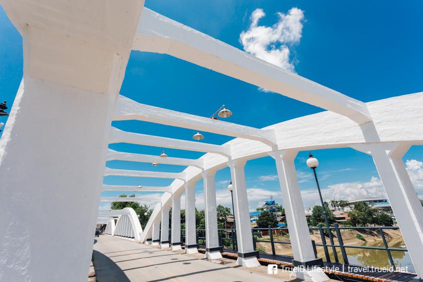 สะพานรัษฎา ที่เที่ยวลำปาง