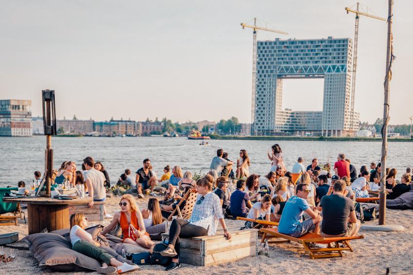 Amsterdam-noord ที่เที่ยวถ่ายรูปสวย