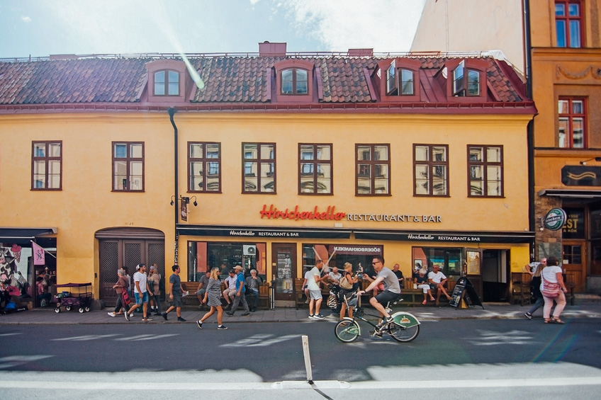 Södermalm ที่เที่ยวถ่ายรูปสวย