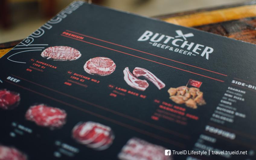 BUTCHER BEEF & BEER ร้านเนื้อย่าง อารีย์