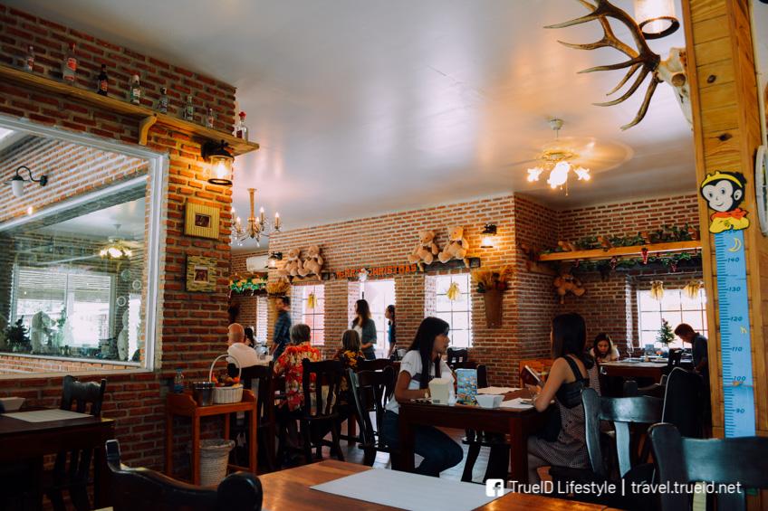 ร้านอาหาร สวนผึ้ง Swiss Fish & Chip