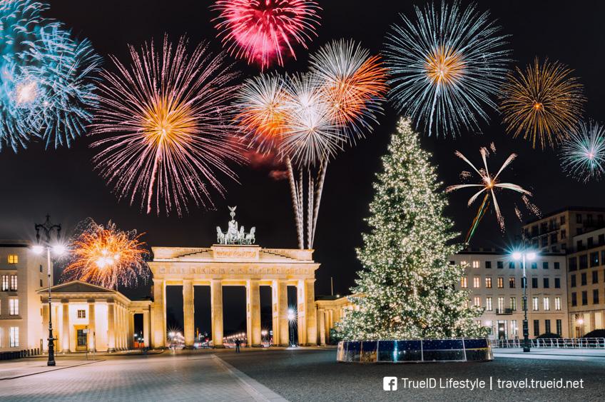 Berlin เคาท์ดาวน์  ปีใหม่ 2019