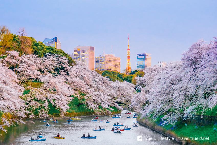 Ueno Park เที่ยวโตเกียว