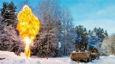 russian tank tour