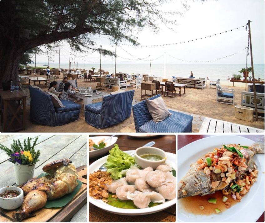 ร้านอาหาร ริมทะเล พัทยา วิวสวย เที่ยวใกล้กรุงเทพ