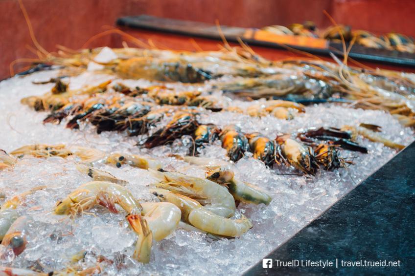 ตี๋โภชนา ราชปรารถ อาหารทะเล