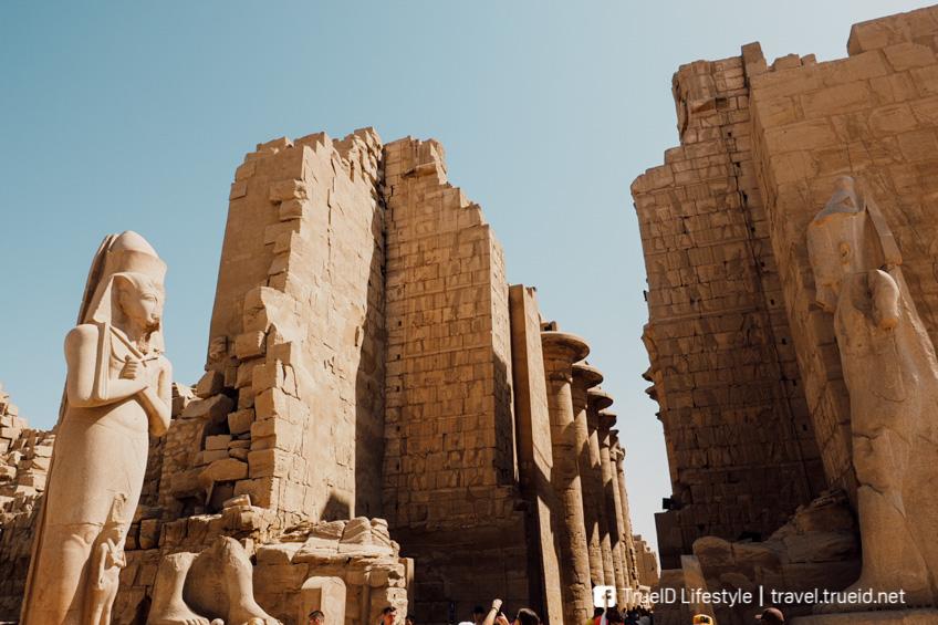 วิหารคาร์นัค อียิปต์