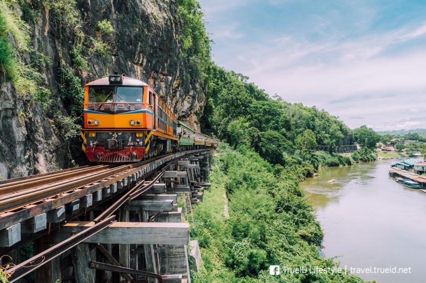 กาญจนบุรี เที่ยวปีใหม่ 2562