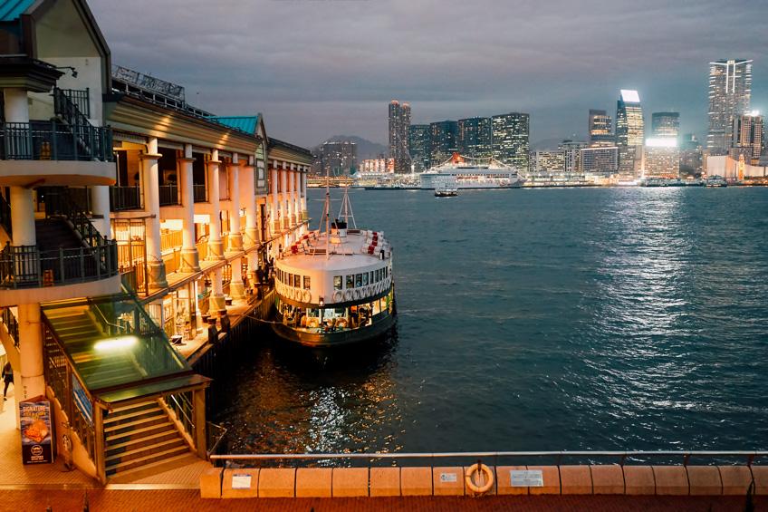 Pier ที่เที่ยวฮ่องกง เลือดข้นคนจาง