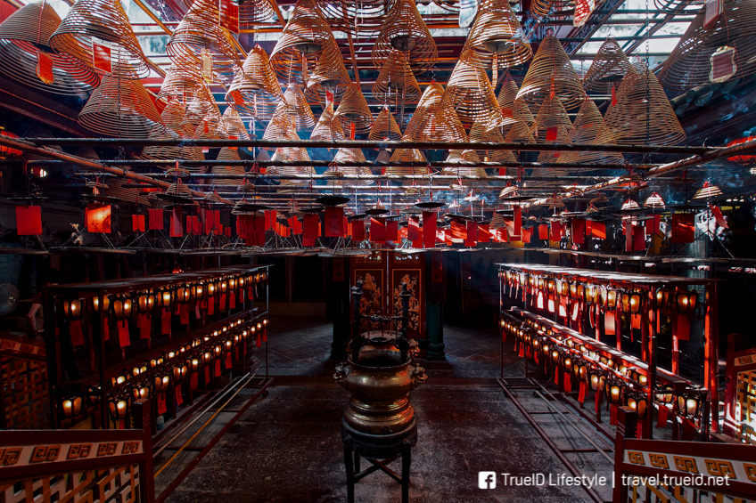 Tin Hau Temple ฮ่องกง เลือดข้นคนจาง