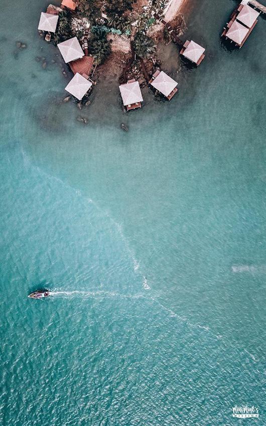 เกาะจิกรีสอร์ท ที่พักริมทะเล ตราด