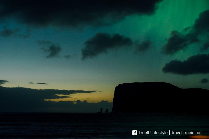 แสงเหนือ Faroe