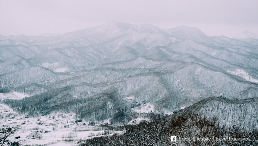 Mount Moiwa ที่เที่ยวซัปโปโร ญี่ปุ่น