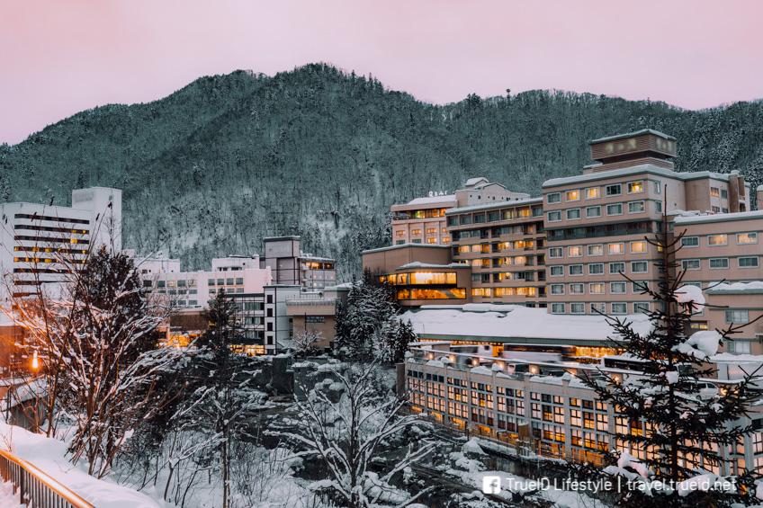 ที่เที่ยวซัปโปโร ญี่ปุ่น Mount Moiwa