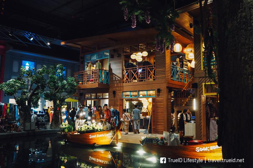 ที่เที่ยวใหม่กรุงเทพ ไอคอนสยาม ริมแม่น้ำเจ้าพระยา