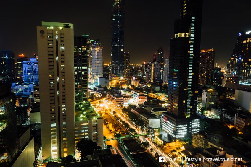 Rooftop Bar กรุงเทพ Amara Bangkok