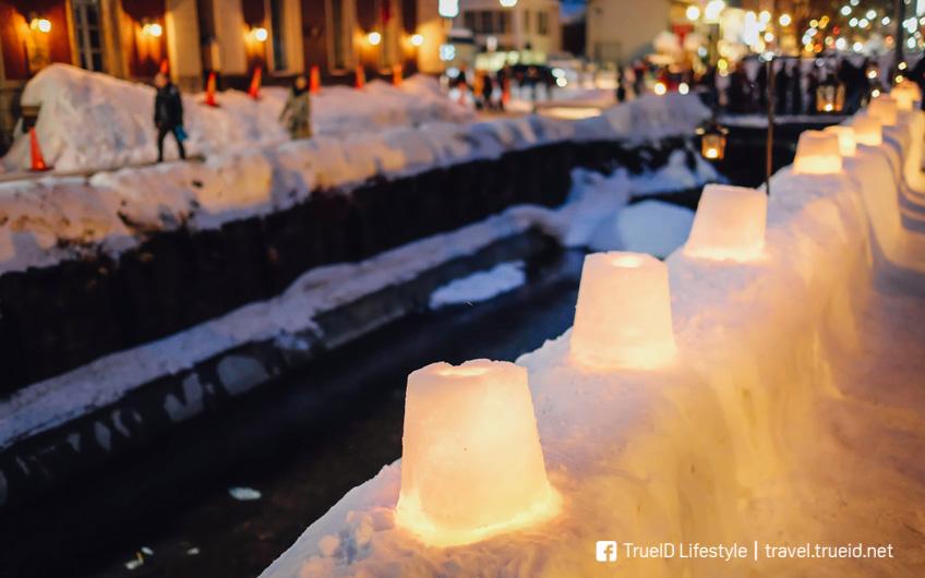 ที่เที่ยวหน้าหนาว ฮอกไกโด ญี่ปุ่น
