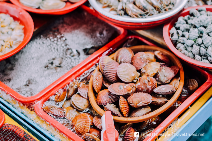 ตลาดปลาจากัลชี ปูซาน
